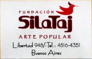 Fundación Silataj - Libertad 948 - C.A.B.A. - Argentina