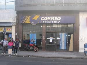 Correo Argentina Sucursal Once - Tte General Juan D. Perón 2821, C.A.B.A.