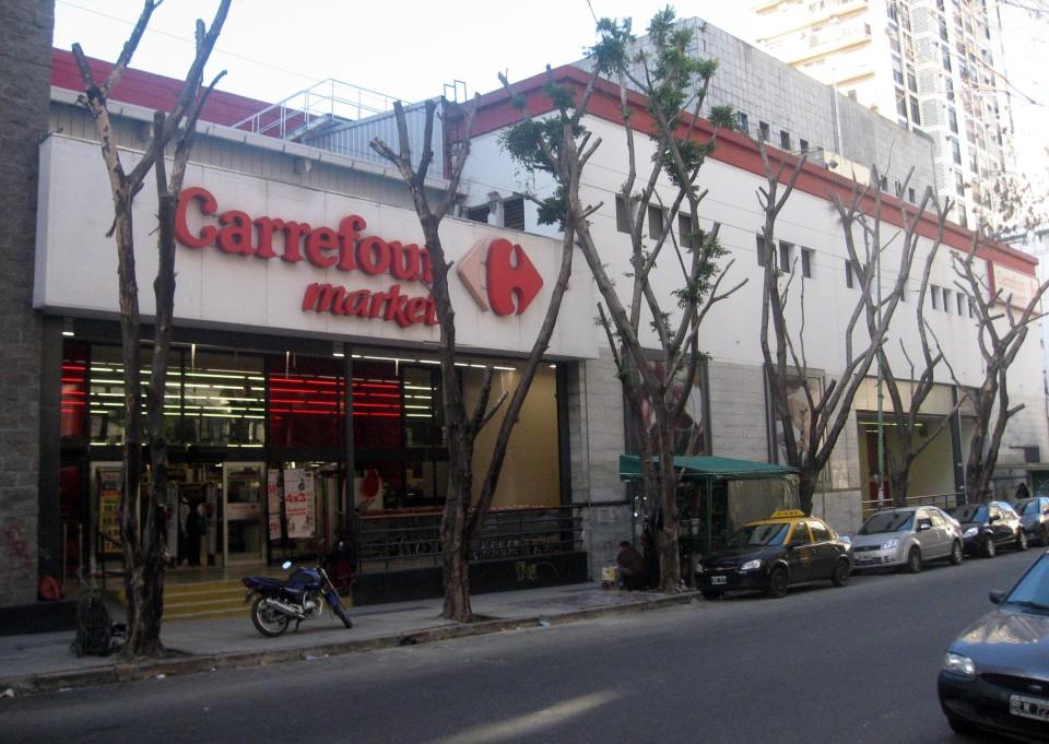 Carrefour - Supermercado - Argentina -