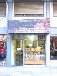 Dietetica Tomy - Heathfood - Bulk food - Wholesale - Retail - Buenos Aires - Argentina