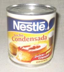 Nestle Leche Condensada - dulce de leche