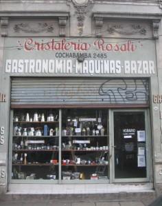 Bazar - gastronómico - San Cristóbal - Buenos Aires - Argentina